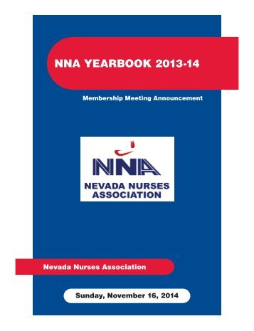 NNA YEARBOOK 2013-14