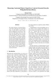 Measuring Contextual Fitness Using Error Contexts Extracted from ...