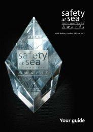 SASI Awards 2011 - UK P&I