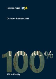 october2012Review - UK P&I