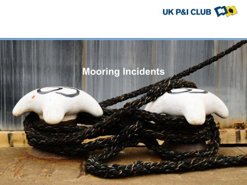 Mooring Incidents