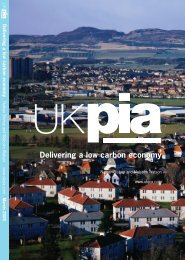 Delivering a low carbon economy - UKPIA