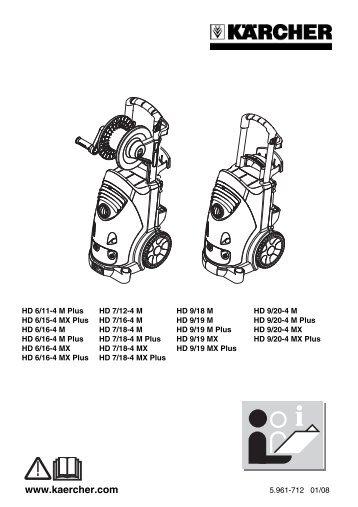 HD 9/18 M - Karcher