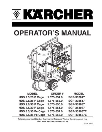 Karcher Wiring Diagram additionally Shark Sgp 403537e Wiring Schematic together with Karcher Hds 750 Wiring Diagram furthermore Geo Metro 4 Cylinder Engine furthermore 2600 Honda Pressure Washer Parts. on wiring diagram for karcher pressure washer