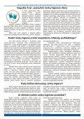 """""""Užkrečiamosios ligos ir AIDS"""" Nr. 19. 2012 m. liepa. - Užkrečiamųjų ... - Page 4"""