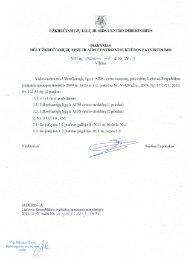 lietuvos respublikos sveikatos apsaugos ministro įsakymas dėl ...