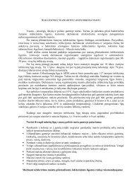 Zarnyno infekcines - Užkrečiamųjų ligų ir AIDS centras
