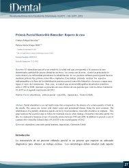 Prótesis Parcial Removible Bimaxilar: Reporte de caso - Ulacit