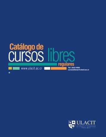 Catálogo de - Ulacit