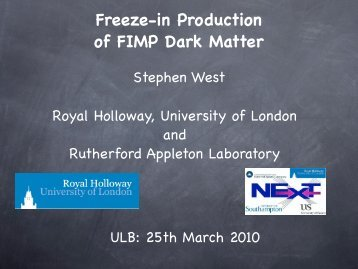 Freeze-in Production of FIMP Dark Matter
