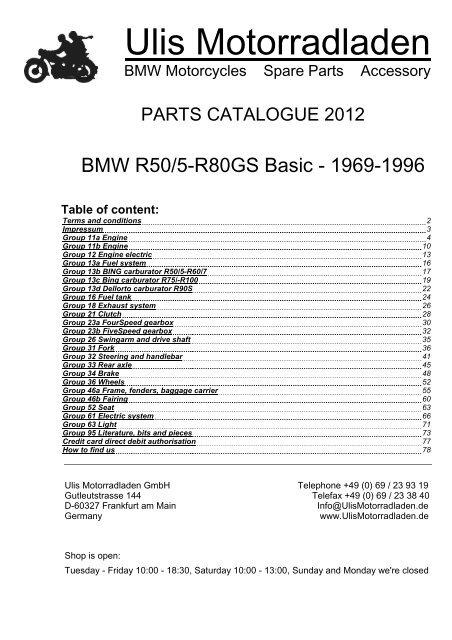 BMW Clutch Control Return Compression Spring R50 R60 R75 R24 R25 R26 R27 R69