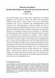 Download als *.pdf; 76 kB - Prof. Dr. Ulrich Menzel