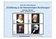 Download als *.pdf, 1669 KB - Prof. Dr. Ulrich Menzel
