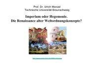 Download der Folien als *.pdf-Dokument, 1,58 MB - Prof. Dr. Ulrich ...