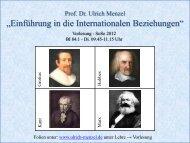 Download als *.pdf, 19 MB - Prof. Dr. Ulrich Menzel