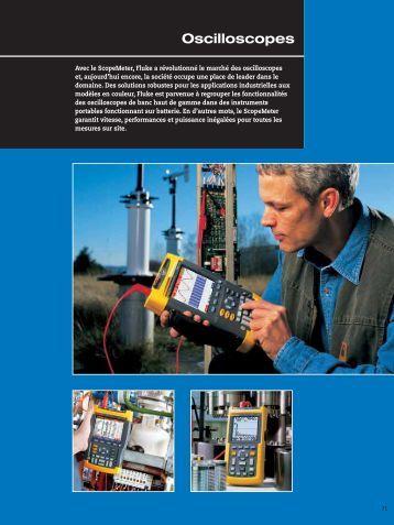 Fluke Oscilloscopes - Ulrichmatterag.ch