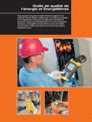 Fluke Outils de qualité de l'énergie et ÉnergiMètres - Ulrichmatterag.ch