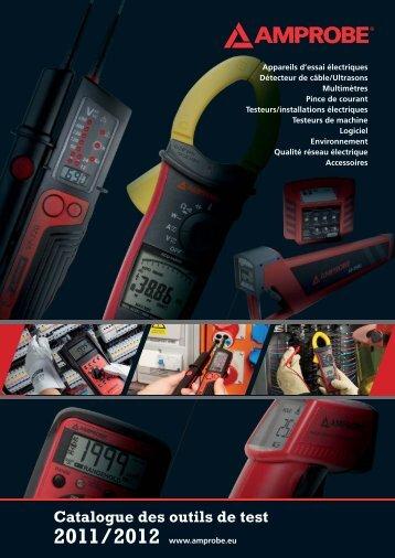 Catalogue Amprobe 2011+2012 - Ulrichmatterag.ch