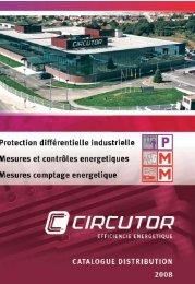 Circutor Extrait catalogue protection - Ulrichmatterag.ch