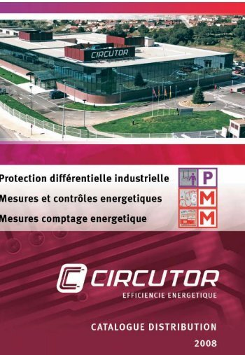 Circutor Extrait catalogue protection - Ulrichmatterag.ch