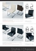 Stühle / Chaises - Seite 2