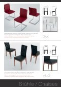 Stühle / Chaises - Seite 6
