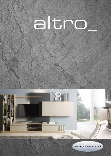 Altro Katalog (DE) - Wackenhut