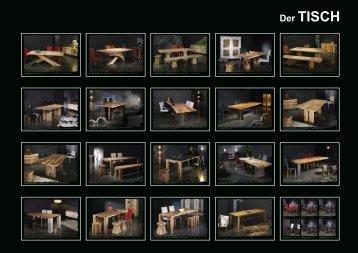 Katalog Der TISCH - Sprenger Möbel