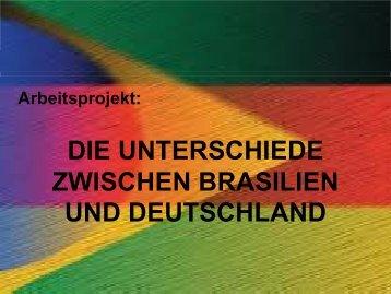 Die Unterschiede zwischen Brasilien und Deutschland - CCIBA