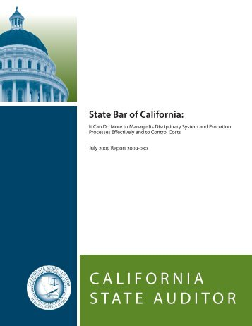 Whistleblower Complaint Form - State of California