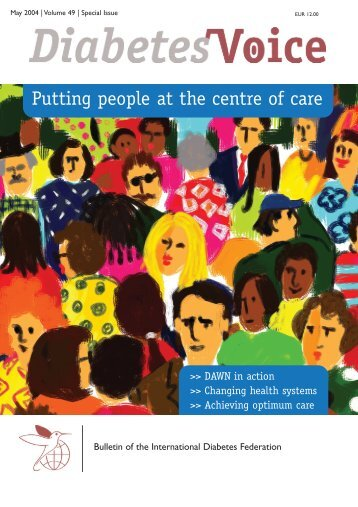 Putting people at the centre of care - DAWN