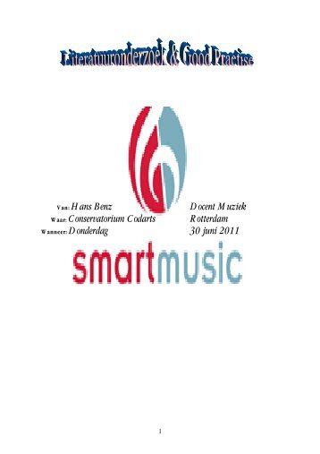 Docent Muziek - De Digitale School