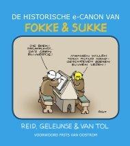 De historische e-canon van Fokke & Sukke - Velon