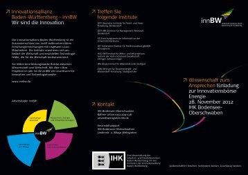 Einladung_28 11 2012.pdf - Institut für Mikroelektronik Stuttgart