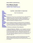 FIRE EFFECTS GUIDE - National Wildfire Coordinating Group - Page 6