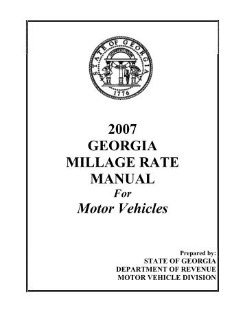 80 free magazines from motor etax dor ga gov for Georgia department of revenue motor vehicle division