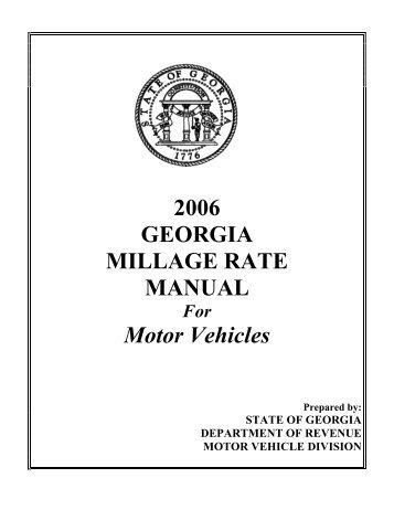 2012 Motor Vehicle Assess