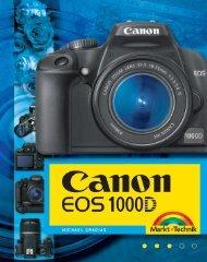 Canon EOS 1000D  - *ISBN 978-3-8272-4437 ...