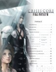 Crisis Core - Final Fantasy VII (PSP) - *ISBN 978-3-8272-9151-6 ... - Page 2