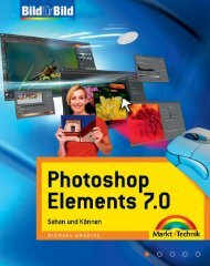 Photoshop Elements 7.0  - *ISBN 978-3-8272 ...