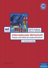 Internationale Wirtschaft  - *ISBN ... - Pearson Studium