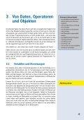 Jetzt lerne ich Java 7 - Pearson Bookshop - Pearson Deutschland - Seite 6