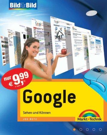 Bild für Bild: Google  - *ISBN 978-3-8272-4376 ...