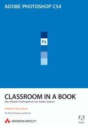 Adobe® Photoshop® CS4  - *ISBN 978-3-8273-2758 ...