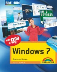 Windows 7 - Bild für Bild  - *ISBN 978-3-8272-4487-1 ...