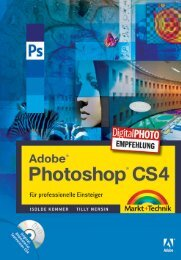Adobe Photoshop CS4 für professionelle Einsteiger ...