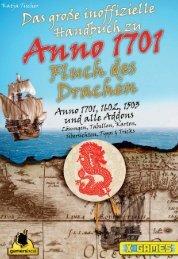 Anno 1701 - Der Fluch des Drachen  - *ISBN ...