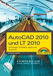 AutoCAD 2010 und LT 2010  - *ISBN 978-3-8272 ...