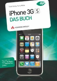 iPhone 3G S - Das Buch