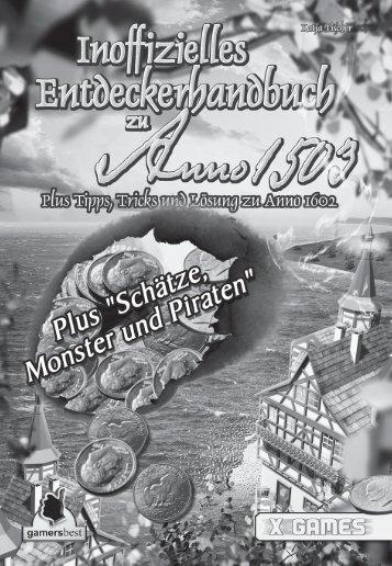 Inoffizielles Entdeckerhandbuch zu Anno 1503
